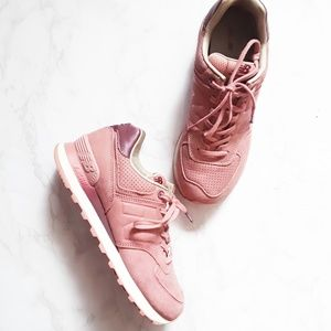 New Balance | SpecialEdition Dusted Peach WL574GRY